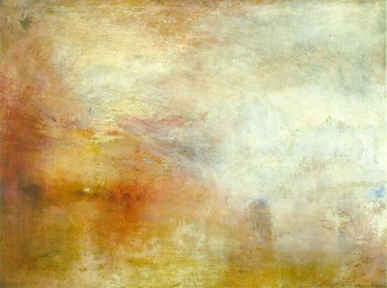 William_Turner_-_Sun_Setting_over_a_Lake
