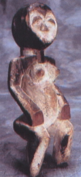 Kwele. Coll. Roy Sieberg