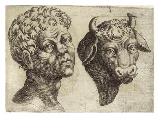 De humana physiognomonia 1586