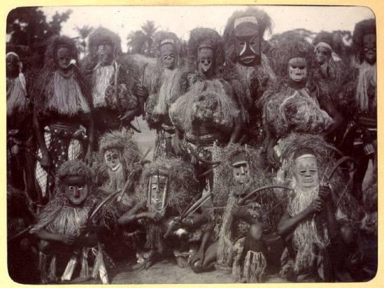Ibibio 1905 foto CH. Partridge