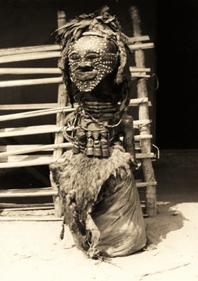 Songye Statue, Congo, Early 20th Cen. Photograph by Boris Kegel-Konietzko..jpg