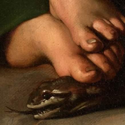 caravaggio-madonna-dei-palafrenieri-1606-galleria-borghese-roma