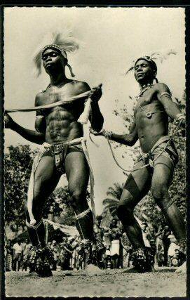 dan-ritual-ivory-coast-1950s-photographer-unknown