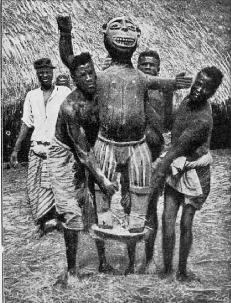 1902. Source Niellé, ma vie au Niger