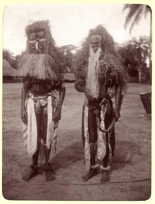 Ibibio 1905