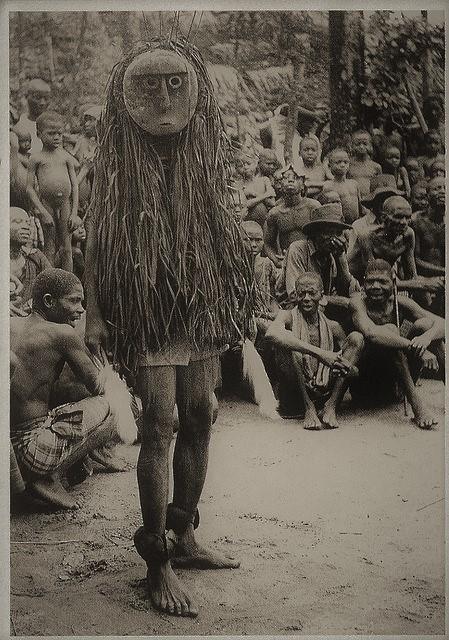 Igbo Masquerade, Nigeria