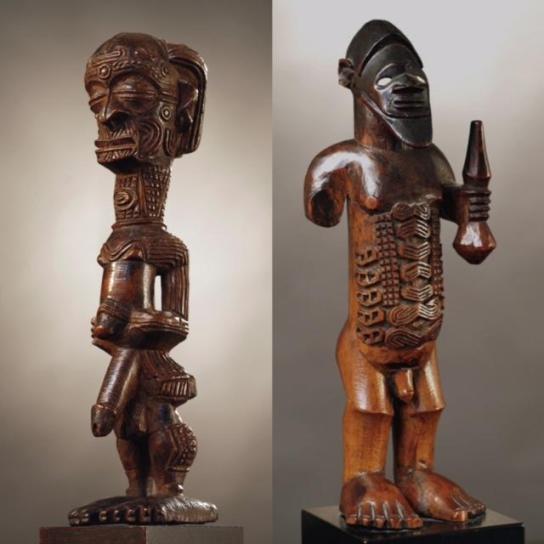 Bena Luluwa and Bembe (Congo)