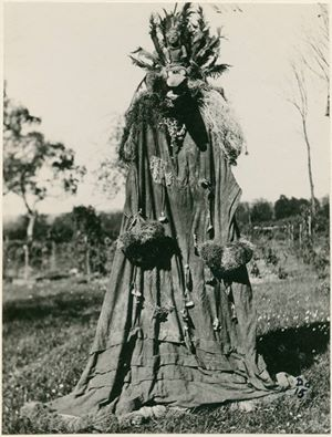 © Pitt Rivers Museum, University of Oxford Akpambe Juju circa 1907