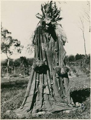 © Pitt Rivers Museum, University of Oxford Akpambe Juju circa 1907