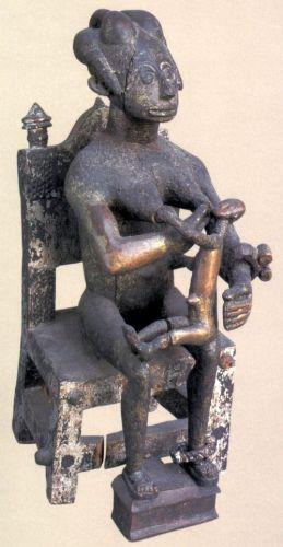 Image de la femme dans l'art Africain , by H. Joubert, 2000