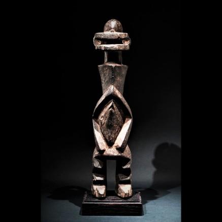 chamba-nigeria-Figura con maschera nam gbalang