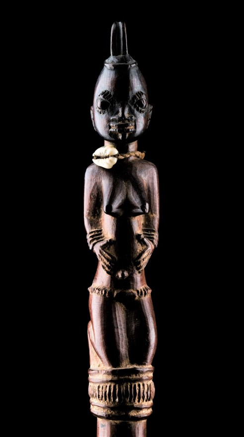 Yoruba Iroke frontale cattabiani