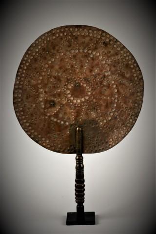 Yoruba fan cm 53,6 retro